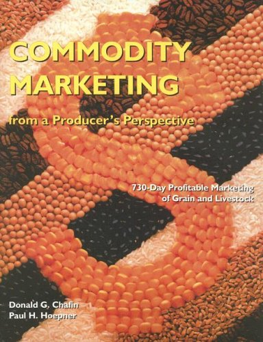 Commodity Marketing From a Producer's Perspective 2nd 2001 edition cover