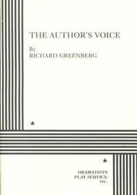 Author's Voice N/A edition cover