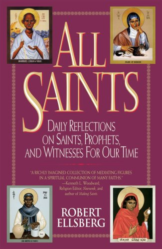 All Saints Daily Reflections on Saints, Prophets, and Witnesses for Our Time N/A edition cover