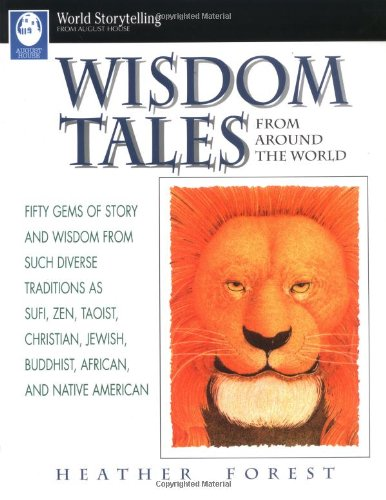 Wisdom Tales from Around the World  N/A edition cover