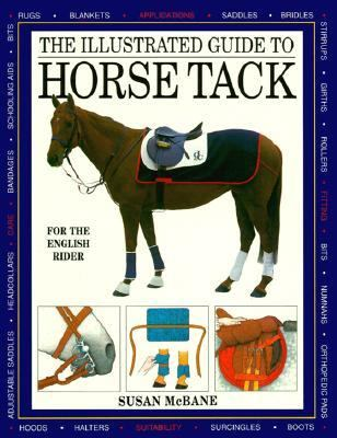 Illustrated Guide to Horse Tack N/A 9780882668796 Front Cover