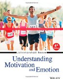 Understanding Motivation and Emotion:   2013 9781118517796 Front Cover