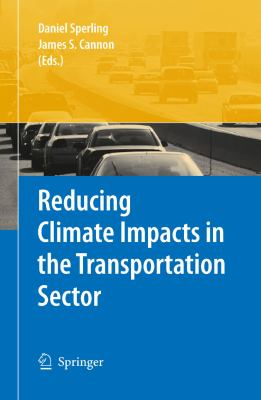 Reducing Climate Impacts in the Transportation Sector   2009 9781402069796 Front Cover