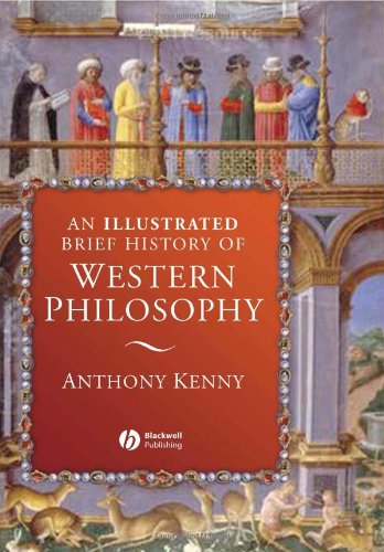 Illustrated Brief History of Western Philosophy  2nd 2006 (Revised) edition cover