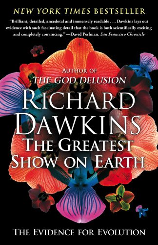 Greatest Show on Earth The Evidence for Evolution N/A edition cover
