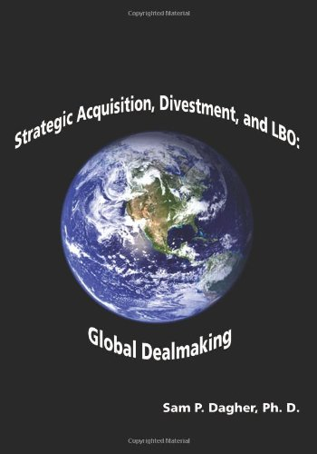 Strategic Acquisitions, Divestment, and LBO Global Dealmaking N/A edition cover
