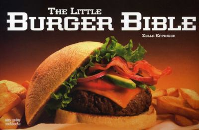 Little Burger Bible  N/A 9781558672796 Front Cover