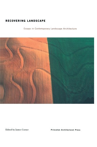 Recovering Landscape Essays in Contemporary Landscape Theory  1999 edition cover