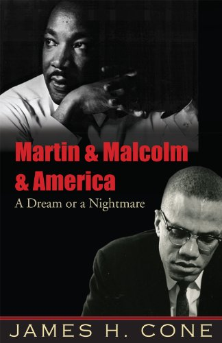 Martin and Malcolm and America A Dream of a Nightmare 20th 2012 edition cover