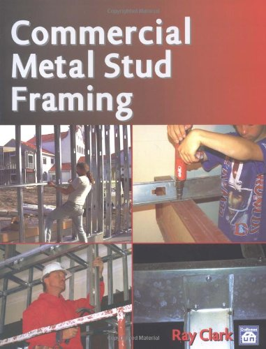 Commercial Metal Stud Framing N/A edition cover