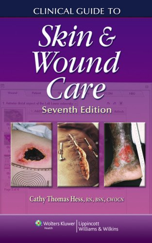 Clinical Guide to Skin and Wound Care  7th 2013 (Revised) edition cover
