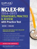 NCLEX-RN 2014-2015 Strategies, Practice, and Review with Practice Test  N/A edition cover