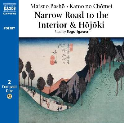 The Narrow Road to the Interior and Hojoki:  2008 edition cover