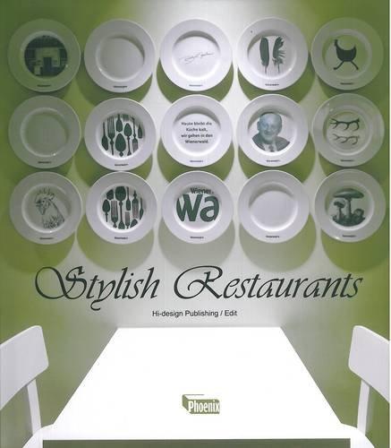 Stylish Restaurants  0 edition cover