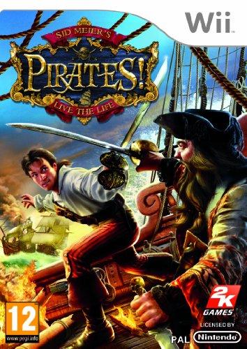 Sid Meier's: Pirates (Wii) by Take 2 Nintendo Wii artwork