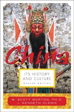 China Its History and Culture 4th 2005 (Revised) edition cover
