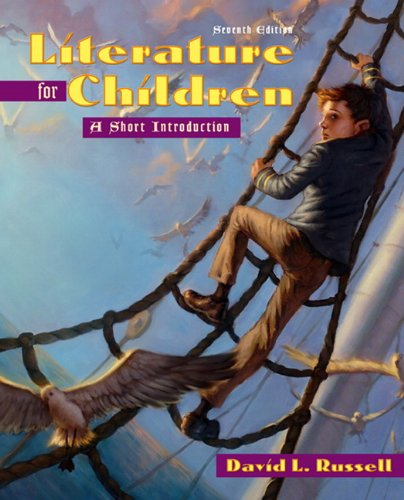Literature for Children A Short Introduction 7th 2012 edition cover