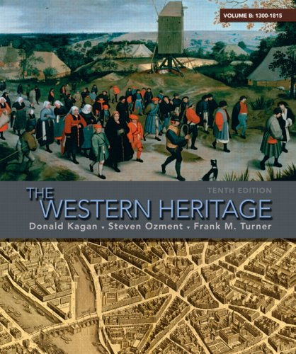 Western Heritage, 1300-1815  10th 2010 9780205699797 Front Cover