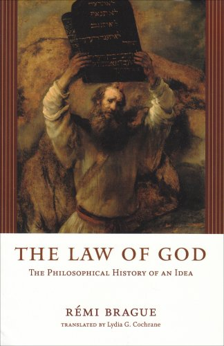 Law of God The Philosophical History of an Idea  2008 edition cover