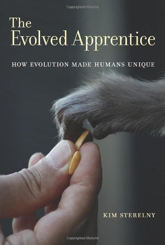 Evolved Apprentice How Evolution Made Humans Unique  2012 9780262016797 Front Cover