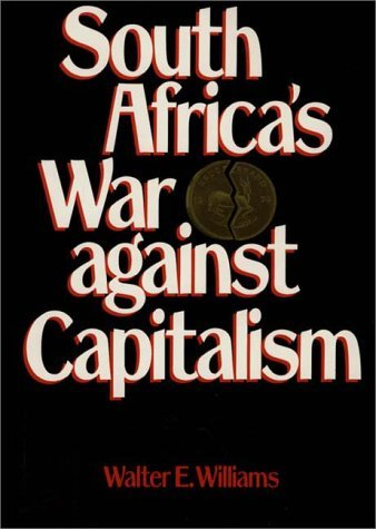 South Africa's War Against Capitalism   1989 9780275931797 Front Cover