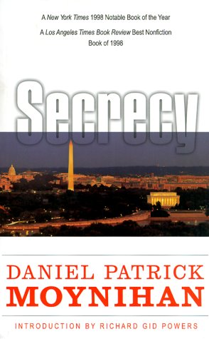 Secrecy The American Experience  1999 edition cover