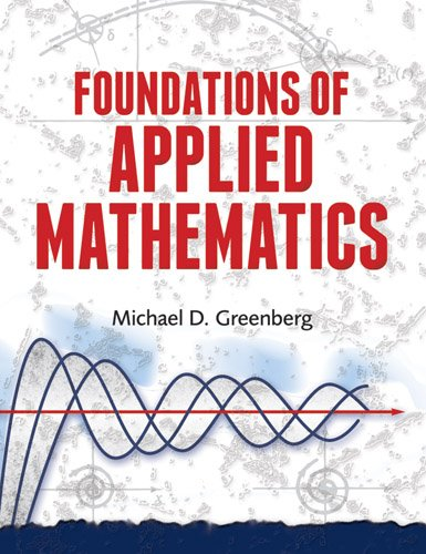 Foundations of Applied Mathematics   2014 edition cover