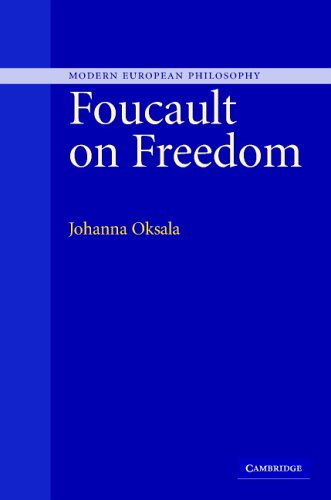 Foucault on Freedom   2005 9780521847797 Front Cover