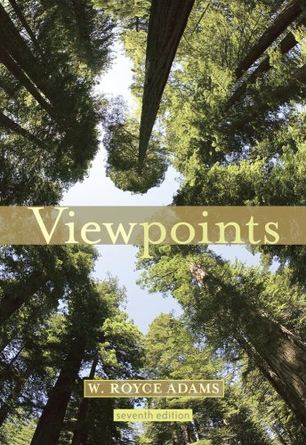 Viewpoints  7th 2010 edition cover