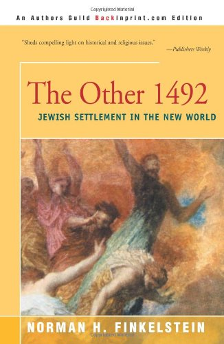 Other 1492 Jewish Settlement in the New World N/A edition cover