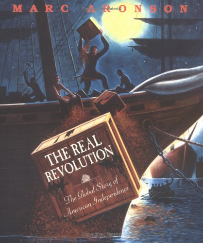 Real Revolution The Global Story of American Independence  2005 edition cover