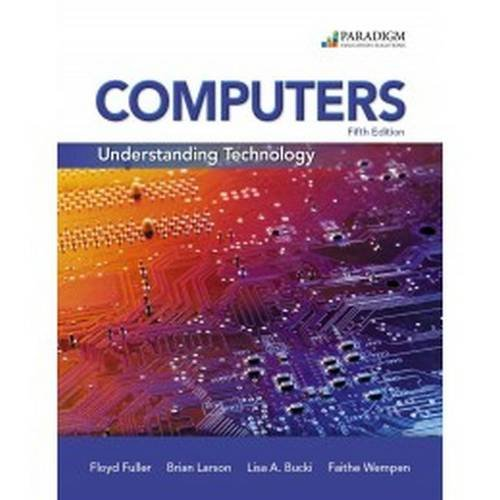 COMPUTERS:UNDERSTAND...,COMP-W/ACCESS 1st 9780763861797 Front Cover