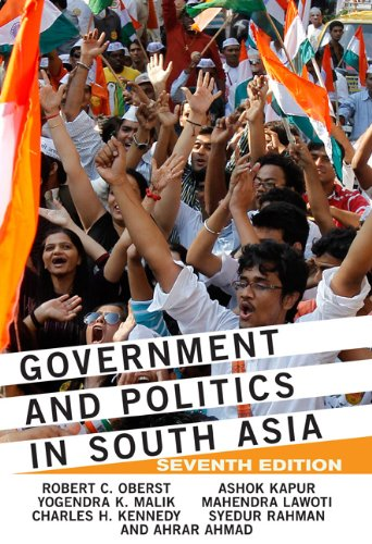 Government and Politics in South Asia:   2013 9780813348797 Front Cover