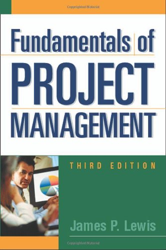 Fundamentals of Project Management  3rd 2006 (Revised) edition cover