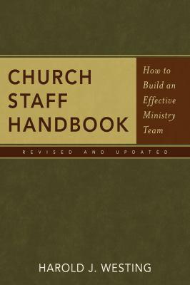 Multiple Church Staff Handbook   2012 edition cover