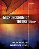 Microeconomic Theory: Basic Principles and Extensions  2016 9781305505797 Front Cover