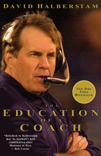 Education of a Coach   2014 9781401308797 Front Cover