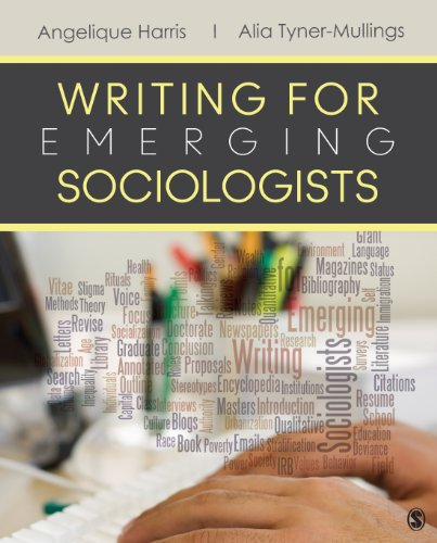 Writing for Emerging Sociologists   2014 edition cover