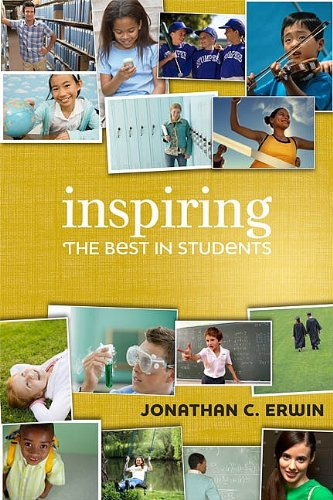Inspiring the Best in Students   2010 edition cover