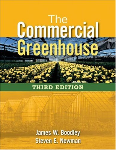 Commercial Greenhouse  3rd 2009 edition cover
