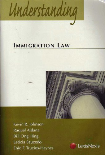Understanding Immigration Law  2009 edition cover