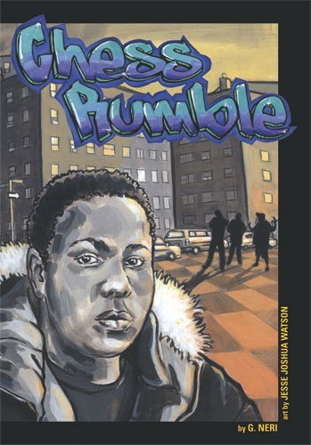 Chess Rumble   2007 edition cover