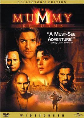 The Mummy Returns (Widescreen Collector's Edition) System.Collections.Generic.List`1[System.String] artwork