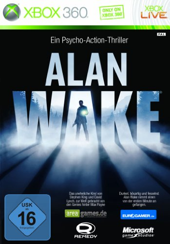 Alan Wake [Software Pyramide] Xbox 360 artwork