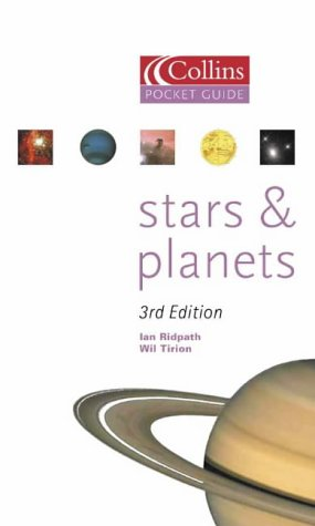 Pocket Guide to Stars and Planets (Collins Pocket Guide) N/A edition cover