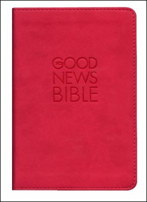 Good News Bible (GNB): Pink Compact Gift Edition  4th 2011 9780007449798 Front Cover