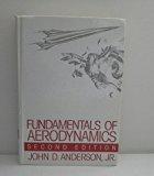 Fundamentals of Aerodynamics  2nd 1991 edition cover