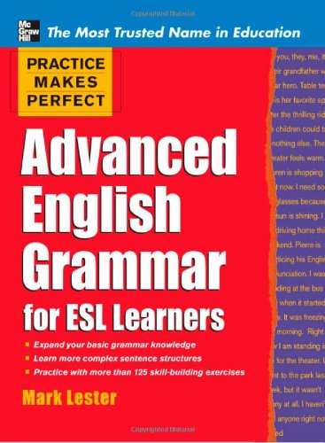 English Verb Tenses   2011 edition cover