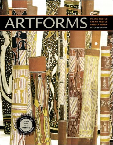 Artforms An Introduction to the Visual Arts 7th 2002 (Student Manual, Study Guide, etc.) edition cover