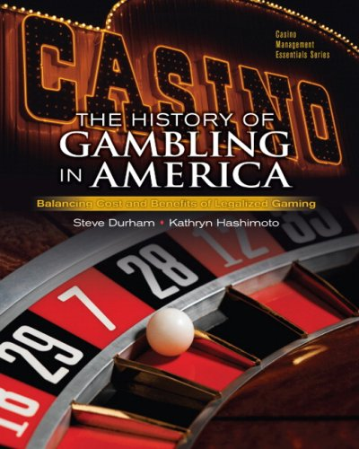 History of Gambling in America   2010 edition cover
